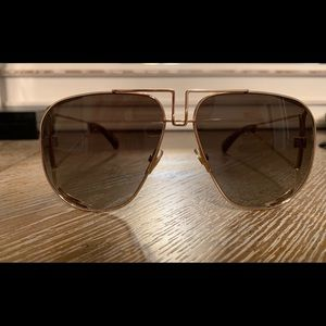 Givenchy GV 7129/s unisex aviator sunglasses